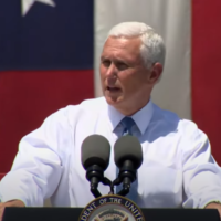 Pence's False Claims About Trump's Handling of Coronavirus