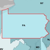 Misleading Claim of Dead Registered Voters in Pennsylvania