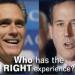 Romney vs. Santorum: A Misleading Contrast