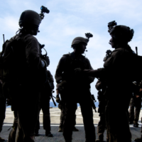 Falsehood Swirls About Biden, SEALs