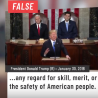 Video: Trump's State of the Union