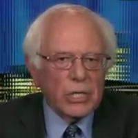 Sanders' Misleading Wage Claim
