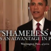 Group Skews Facts on Obama's 'Shameless' Statements