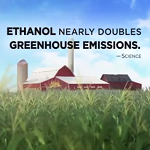 Ethanol: Higher Emissions or Lower?