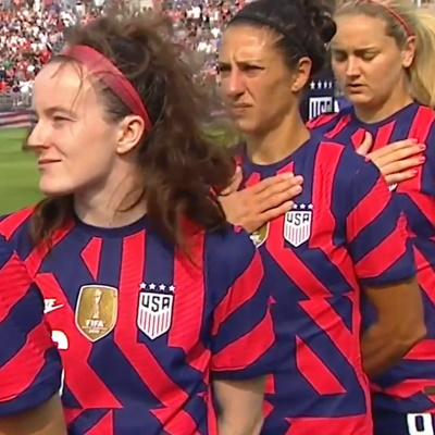 Posts Falsely Accuse U.S. Women's Soccer Team of Disrespecting Veteran During Anthem - FactCheck.org