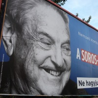 No Russian Arrest Warrant for George Soros