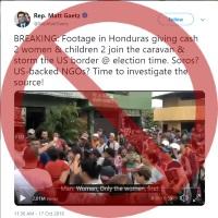 No Evidence Soros Is Funding Immigrant 'Caravan'