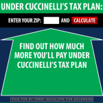 Twisting Cuccinelli's Tax Plan