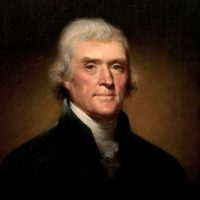 Posts Put Words in Thomas Jefferson's Mouth