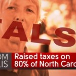 Twisting Tillis' Tax Record