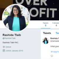 Fake Tlaib Tweet Resurfaces Amid Iran News