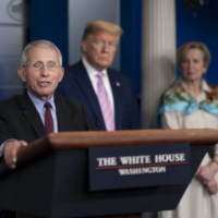 Trump Misquotes Fauci on Coronavirus Threat