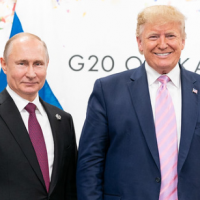 Trump's Baseless Claim of Russian Support for Biden