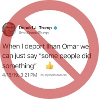 Fake Tweet Puts Words in Trump's Mouth