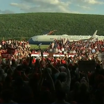 Photo Shows Woodstock, Not a Trump Rally - FactCheck.org
