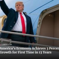 Spinning GDP
