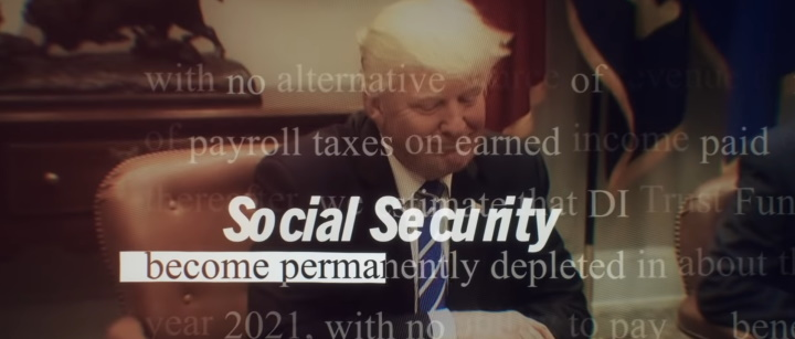 Biden's False Attacks on Trump's Social Security 'Plan'