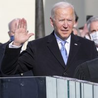 False Claims Cited in Bogus Theory that Biden Isn't President