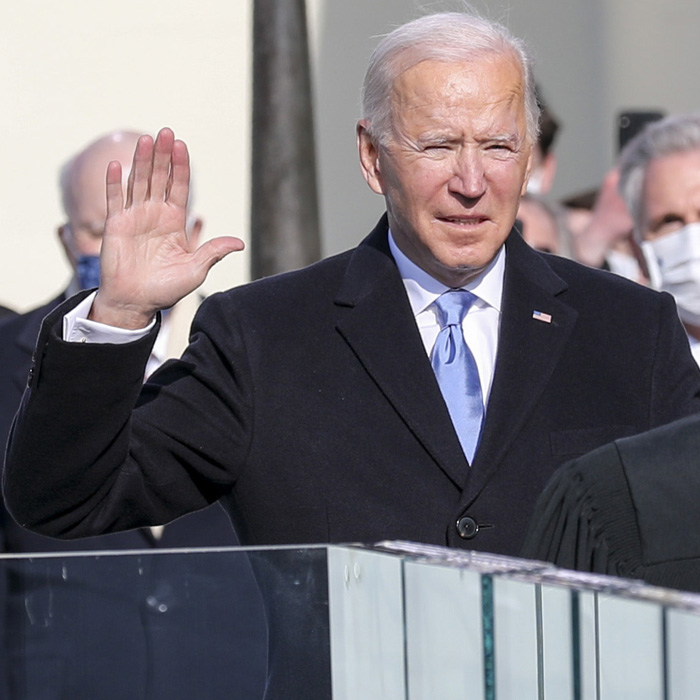 Meme Misleads on Early Actions by Biden