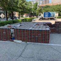 Bricks Were Placed for Construction, Not to Incite Protesters