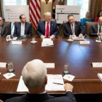 Trump's Error-filled Cabinet Meeting
