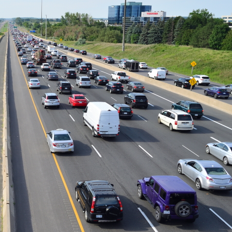 Infrastructure Bill Proposes Voluntary Pilot Program for Per-Mile Vehicle Fee, Not 'Driving Tax'