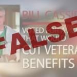 Democratic Assault on Cassidy's Record