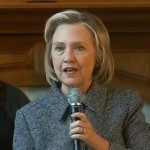 Clinton Misuses Stat on CEO Pay