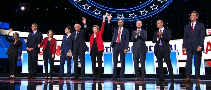 FactChecking the Second Democratic Debate - FactCheck org