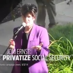 Ernst and 'Privatizing' Social Security