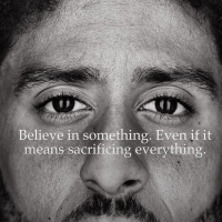 False Claim About Kaepernick's Nike Deal