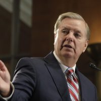 Graham Twists Facts on Harris Support for Protesters