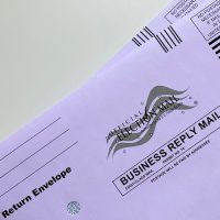 Instagram Post Misleads on 'Ballot Box' Posters