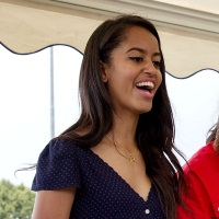 Malia Obama Didn't Attack Elderly Woman