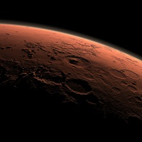 Mars, the Moon and a Fictional 'Cosmic Event'
