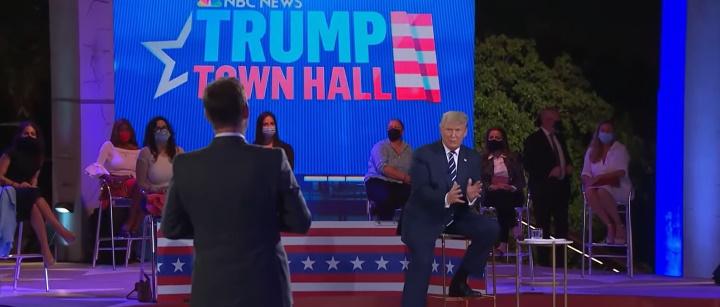FactChecking Trump's Town Hall