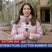 OAN Report Features Baseless Assertion of Election Fraud by Algorithm