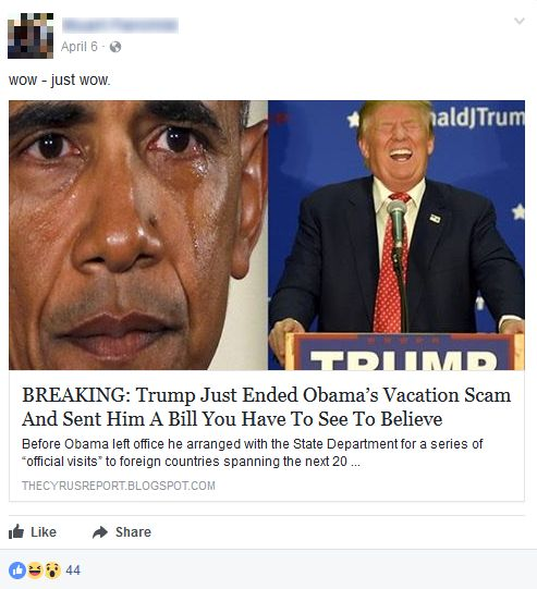 Did Fake News On Facebook Win Trump The Election That S: How To Flag Fake News On Facebook