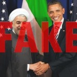 Obama-Rouhani Photo Is Not Real