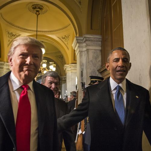Meme Makes Flawed Obama, Trump Comparison