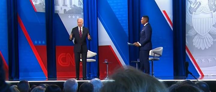 FactChecking Biden's CNN Town Hall