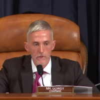 Trey Gowdy Not Given Highest Security Clearance