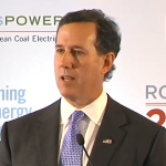 Santorum and the EPA's Mercury Rule