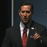Santorum's Puffery on Iran
