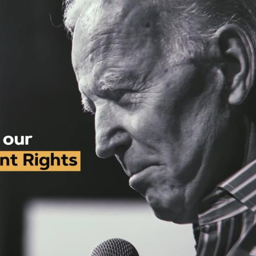 Deceptive Trump Ad Attacks Biden on Guns