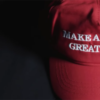 Posts Target Trump With False Claim on MAGA Hats