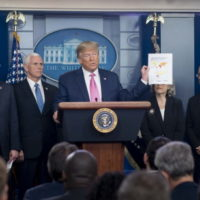 FactChecking Trump's Coronavirus Press Conference