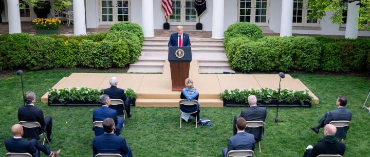 Trump's 'Presser'... pressconference