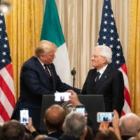 Viral Posts Fabricate a 'President Mozzarella' Gaffe