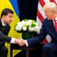 Discrepancy in White House Versions of First Trump-Zelensky Phone Call
